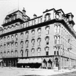 1815-1840: During this time, water supplied to the Borough of Erie came from shallow wells and natural springs. The Brown's Hotel located on Sixth and State was famous for its two natural springs.